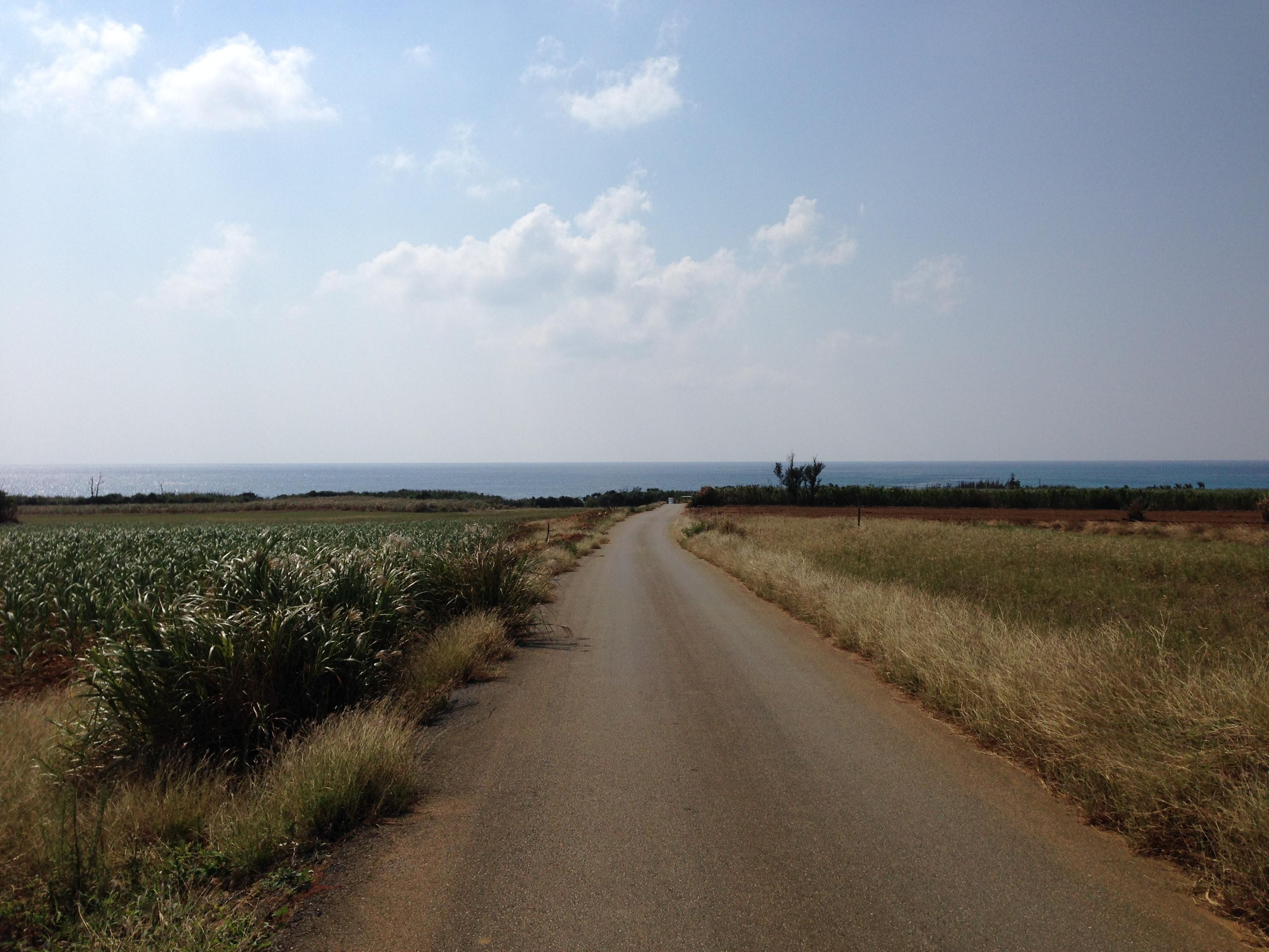 Scenery of Kurima Island